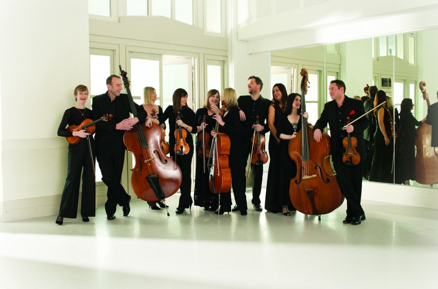 Bournemouth Symphony Orchestra Strings
