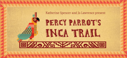 Percy Parrot's Inca Trail